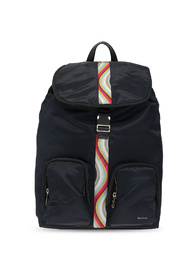 Backpack with numerous pockets