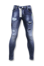 Exclusive Jeans - Skinny Fit Broek - A18B