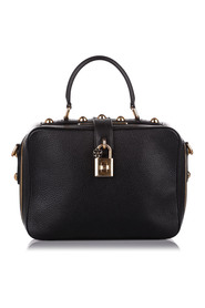 Rosaria Satchel Leather Calf