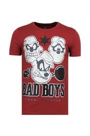 Beagle Boys - Funny T shirt Mannen