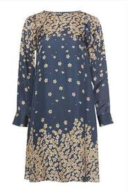 Salvo suit with floral print