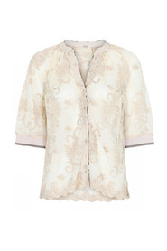 Helina Lace Top Skjorter 41604/8032