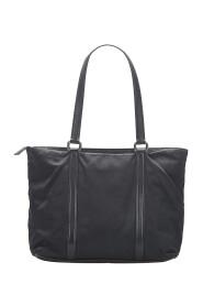 Pre-owned Tessuto Tote Bag Fabric Nylon