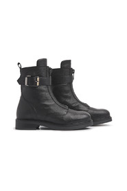 biker boot Viola Strip leather