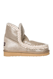 women's suede ankle boots booties Eskimo 18