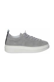 Grå Jim Rickey Club Tech Sneakers