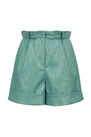 LICABETTO SHORT SIMILPELLE WASHED