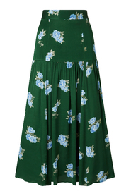 Puffy Skirt with floral Print