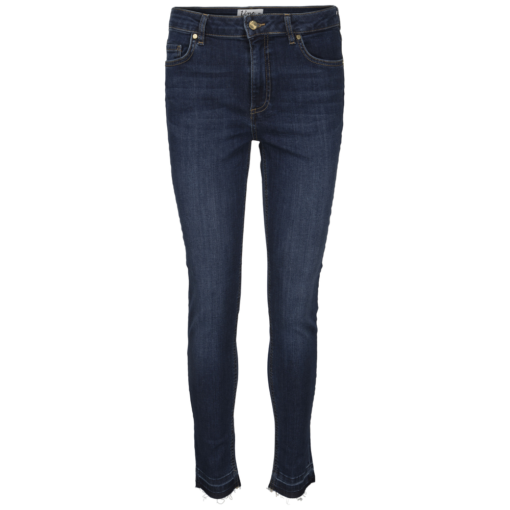 line of Oslo Jeans Oslo RawDark Denim