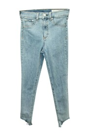 High Rise Skinny Jeans -Pre Owned Condition Very Good