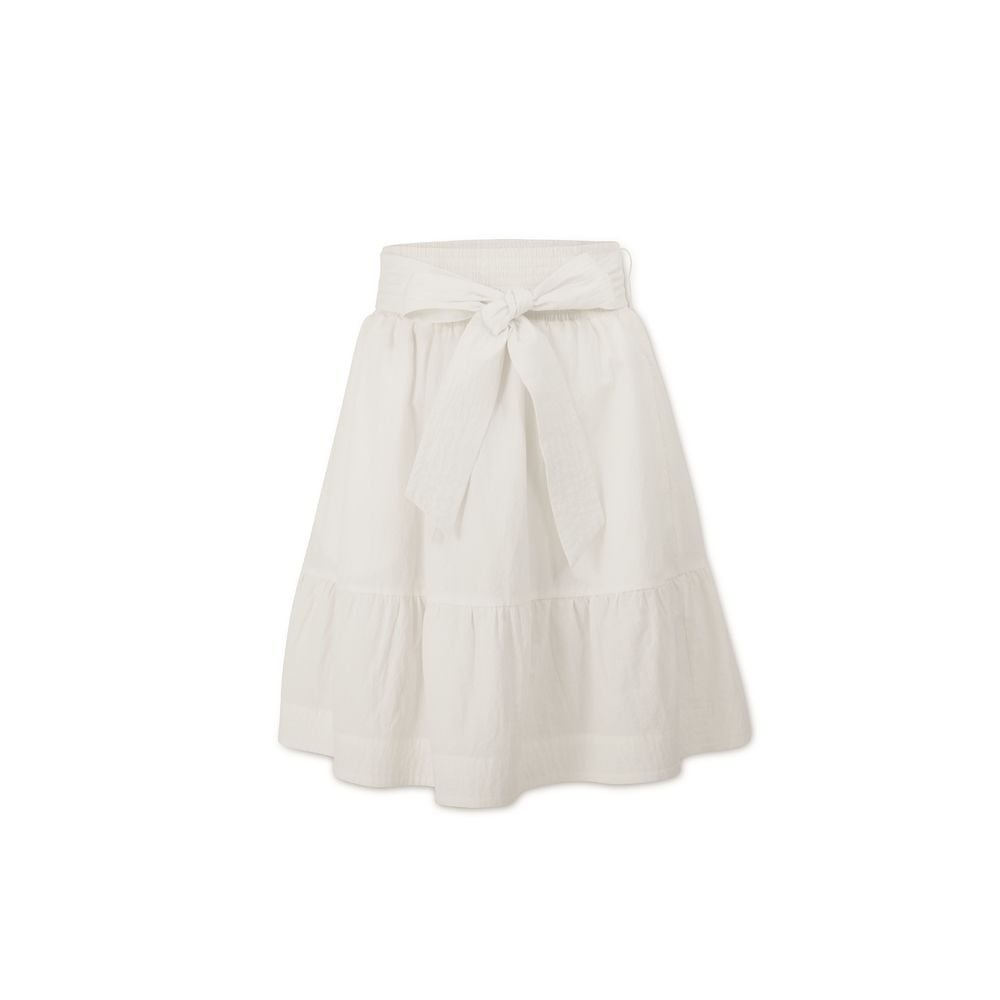 Cresta Short Cotton Skjørt