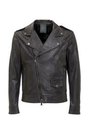 Jacket with Front Pocket