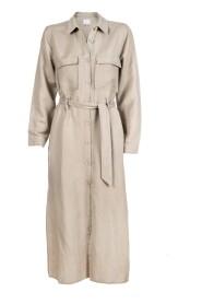 Sand Lin Dress