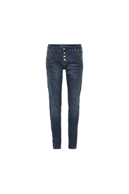 Cream Bailey Jeans Dark Blue Denim