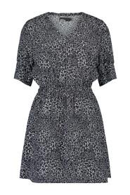 MSS210037.76 Deanne dress star print