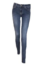 Blå Tiger of Sweden Slender Jeans