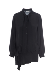 Oline Solid Blouse