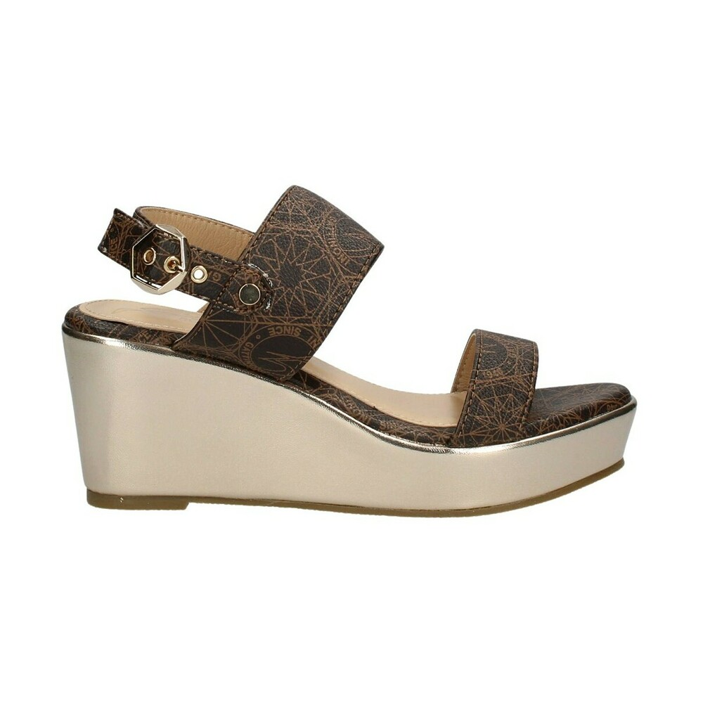 PENMM1004WTN595PE21 Sandals with wedge