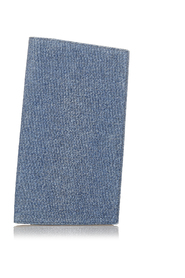 pre-owned Notebook Cover Fabric Denim