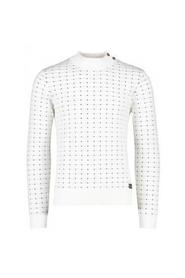 Witte heren trui Blue Industry - KBIW18-m19 - off white