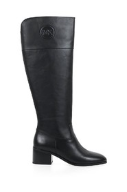DYLYN LEATHER HIGH BOOTS