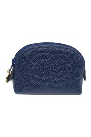 Caviar Leather Pouch