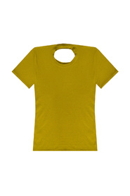 T-shirt with cut-out detail