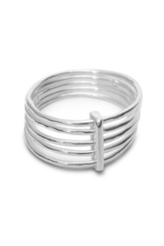 Wire ring five