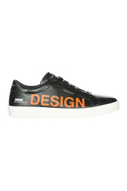 men's shoes leather trainers sneakers Frieze