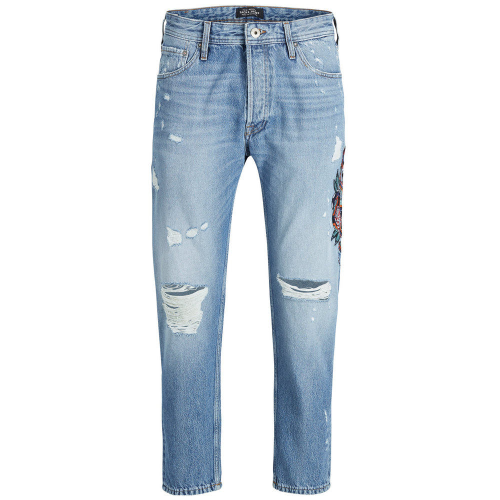 Anti-fit jeans Fred Original Cropped