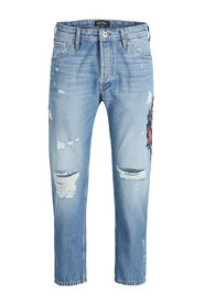 Anti-fit jeans FRED ORIGINAL CROPPED JJ 091