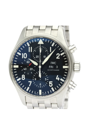 Pilot Watch Automatic Stainless Steel Sports Watch IW377710