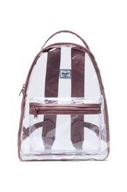 NOVA MID VOLUME CLEAR BACKPACK