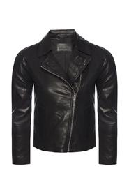 'Vela' leather jacket