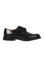 Platte schoenen