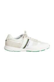 Huey Bi-Material Sneakers