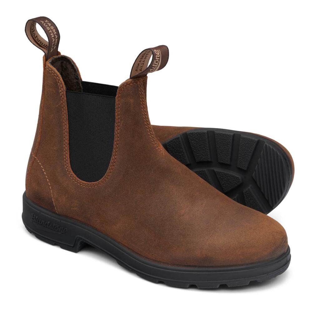 Miehet Kengät Beige Boots Blundstone Nilkkurit Chelsea Miinto