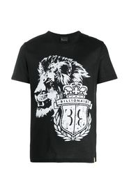 T-Shirt mm round Lion