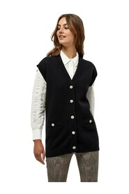 Lupi knit vest