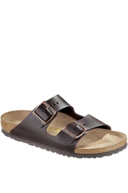 Birkenstock Arizona Normal Smooth Leather Brown