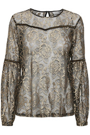 WIKKIE LACE BLUSE