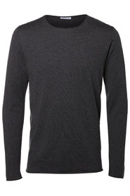 Crew neck - Knitted Pullover