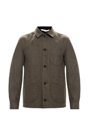 Mace wool jacket