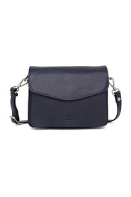Thea little leather bag with flap