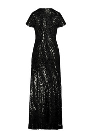 Long Sequin Dress