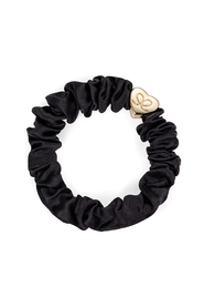 London Heart Silk Scrunchie Div Accessories