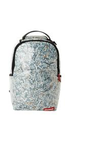 SHREDDED MONEY BACKPACK