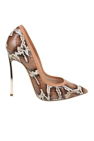 heeled shoes in python print