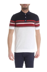 Knitted polo A027 F100 0100