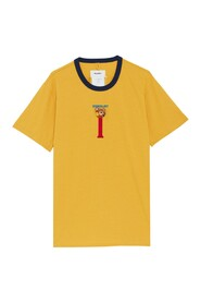 Puppet Embroidery T-Shirt